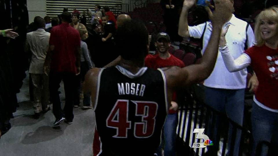 UNLV basketball gets national attention
