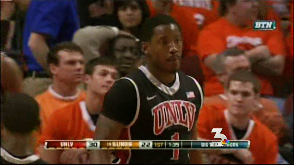 UNLV beats Illinois