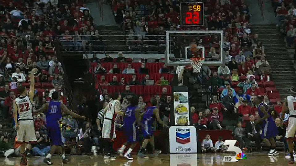 UNLV vs. Central Arkansas