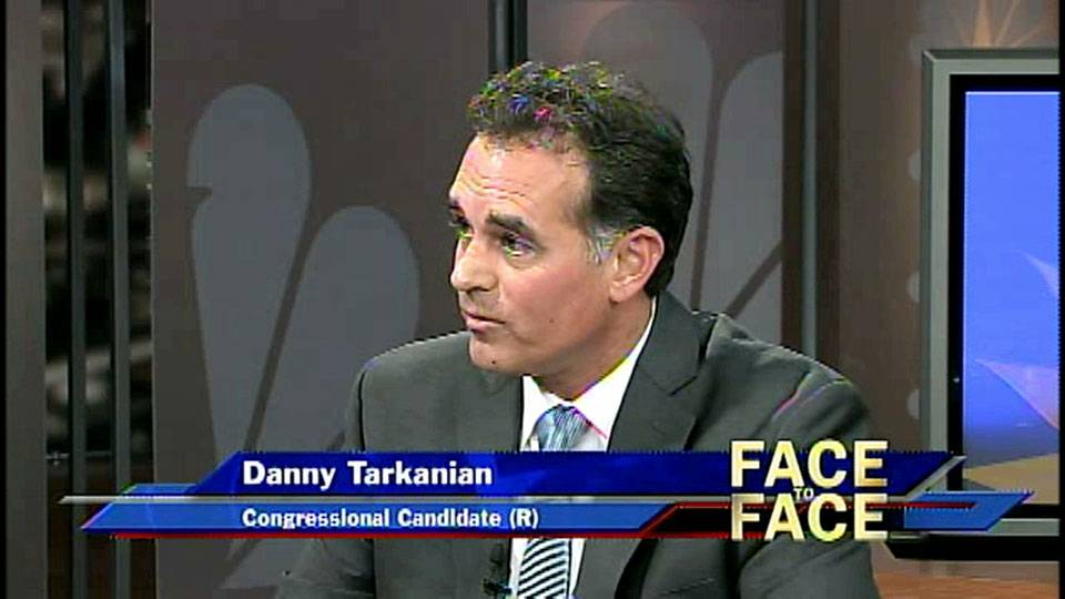 Congressional Candidate Danny Tarkanian