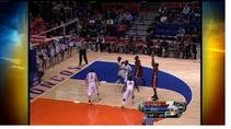 KSNV coverage of the Rebels taking on Boise State, Jan. 26, 2012.