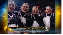 KSNV coverage of UNLV Rebels taking on Colorado State, Feb. 1, 2012.