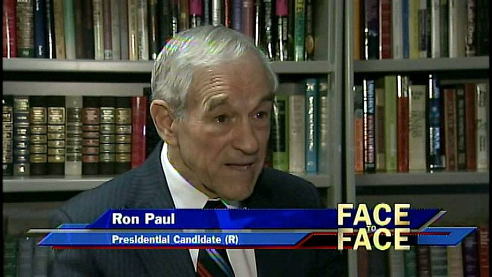 Presidential Candidate Ron Paul