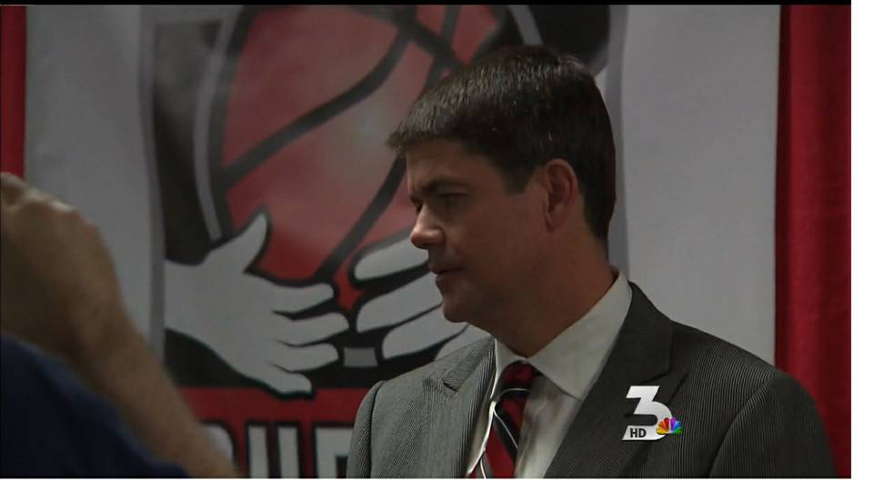 UNLV basketball coach starts foundation