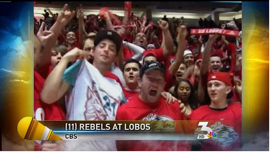UNLV loses at The Pit