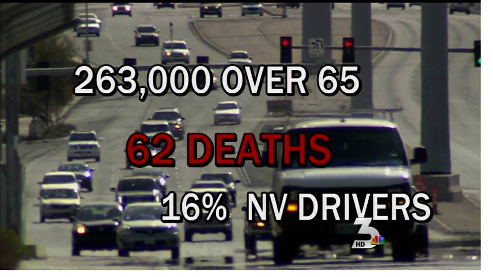 Las Vegas ranks third in fatal crashes