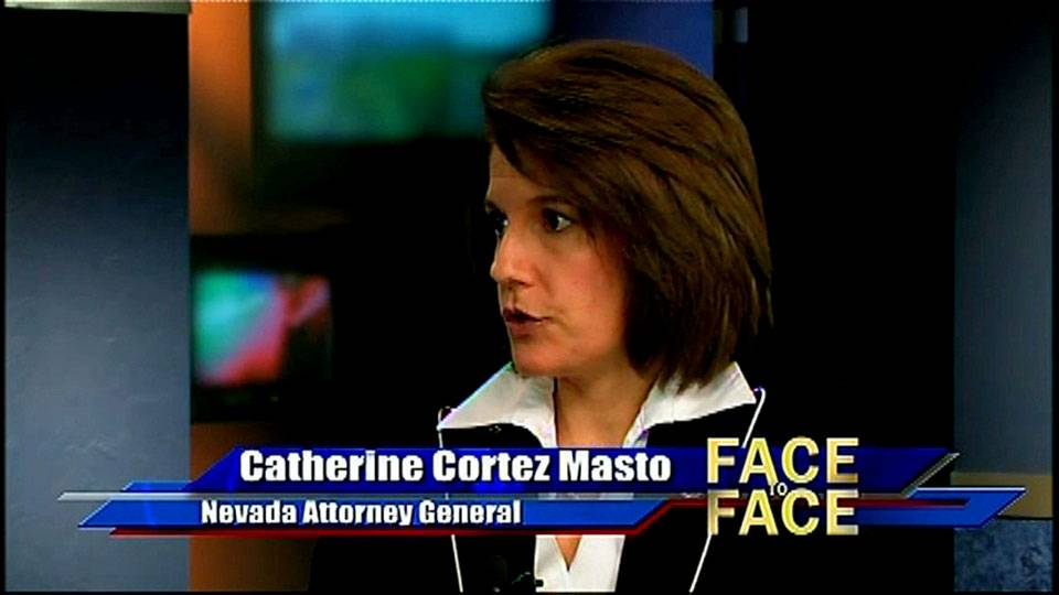 Attorney General Catherine Cortez Masto