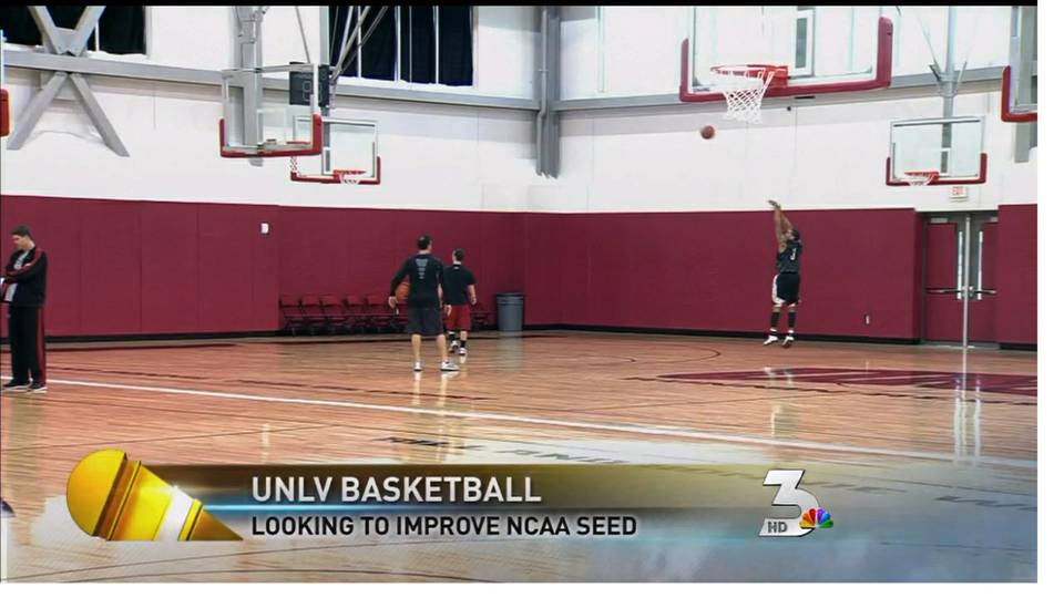 Rebels ready for NCAA Tournament