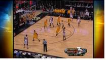 KSNV coverage of the UNLV Rebels facing off against Wyoming, March 8, 2012.