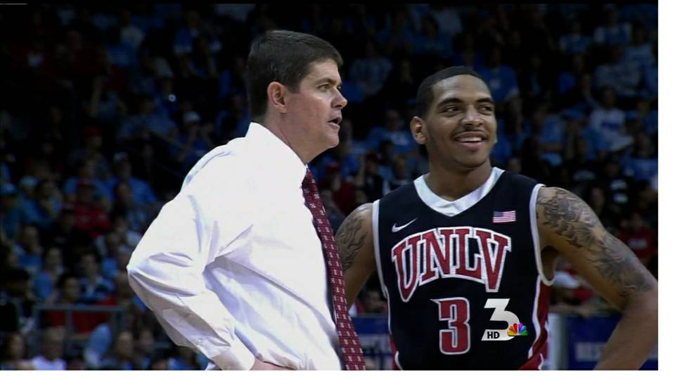 UNLV readies for NCAA Tournament