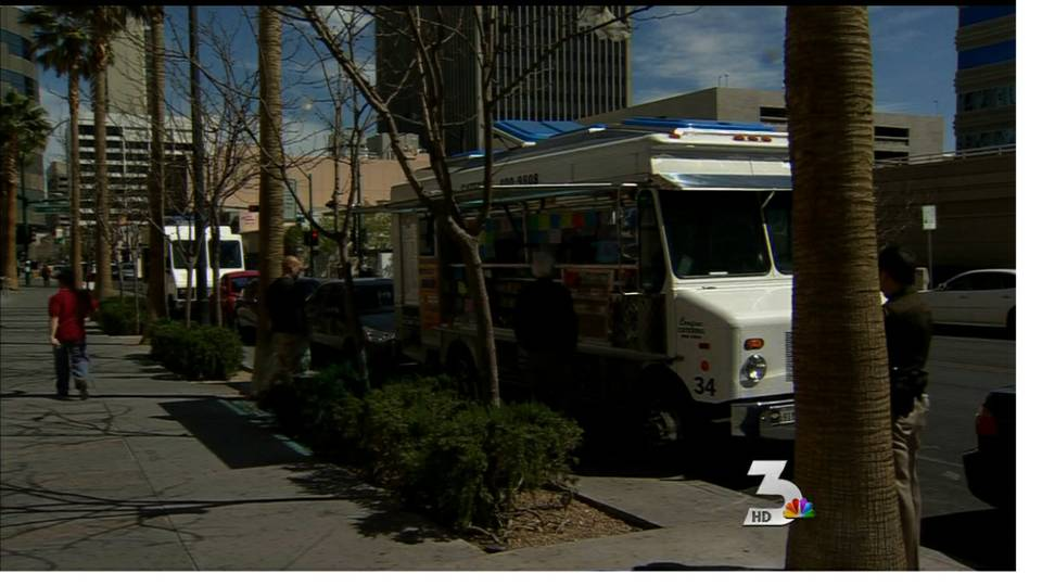 Food trucks face heat