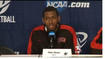 KSNV coverage of the UNLV Rebel's standing in the NCAA Tournament, March 14, 2012.