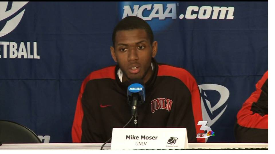 Rebels refocus for NCAA Tournament