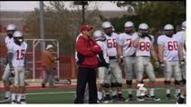KSNV coverage of UNLV football practicing for upcoming season, March 19, 2012.