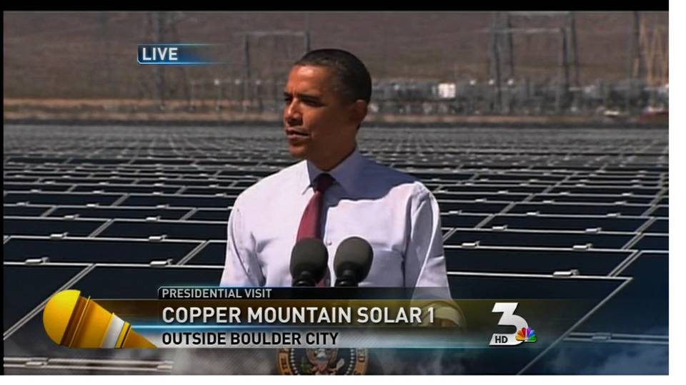 Obama\'s Boulder City speech