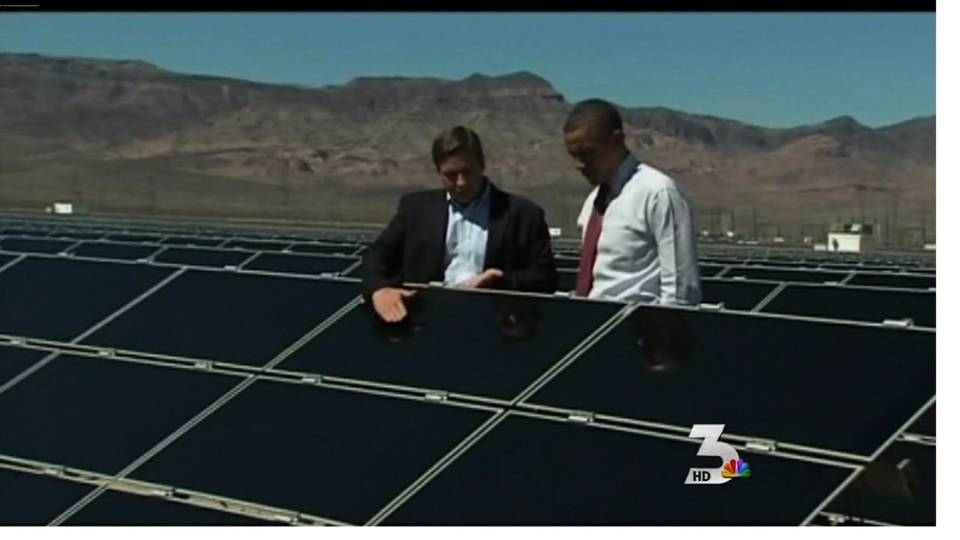 President talks energy in Boulder City