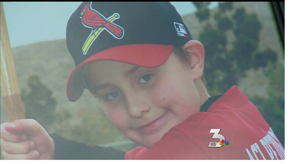 Community holds benefit for Little League player