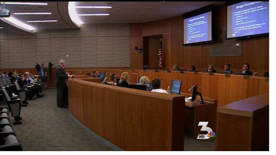 Layoffs, budget approved in North Las Vegas