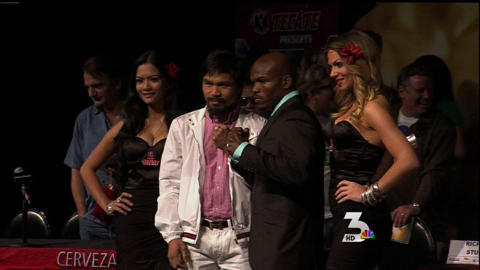 Pacquiao and Bradley look for respect