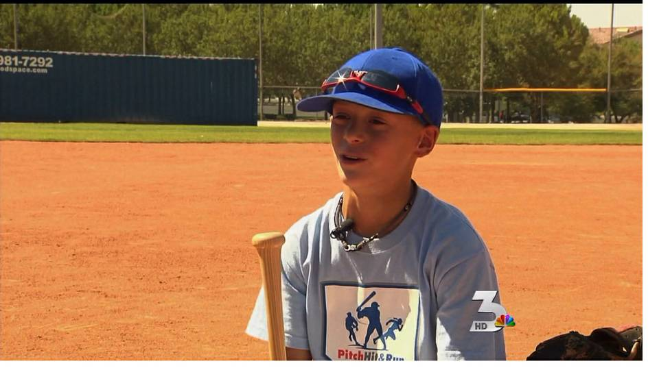 Las Vegas youth to participate in MLB all-star event
