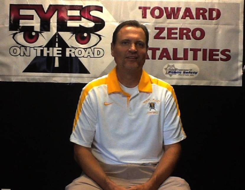 Moapa Valley Coach Brent Lewis