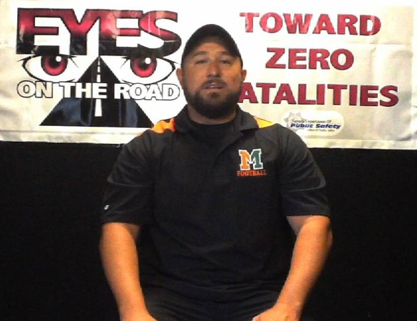 Mojave Coach Joe Delgado