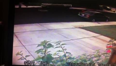 Surveillance video of Henderson teen kidnapping