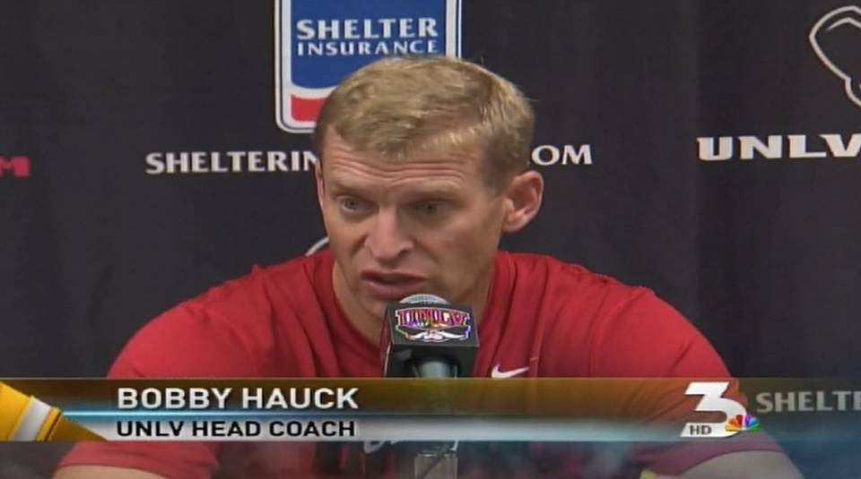 Hauck talks about 0-2 record