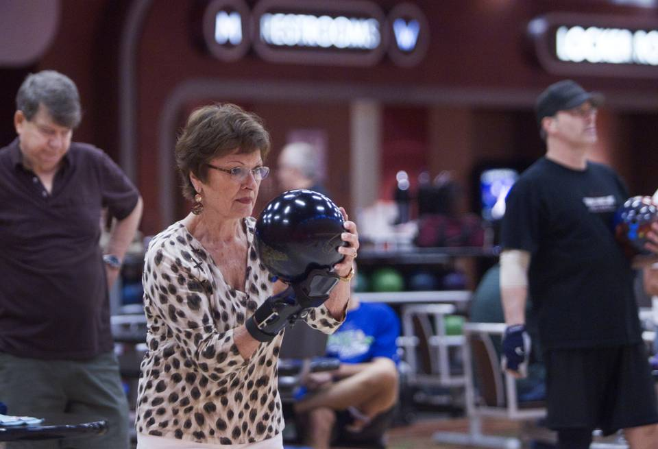Irma Wenzel bowls a perfect 300 at 79