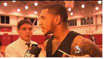 KSNV reports that the UNLV men's basketball team enters the season ranked No. 19 in the  coaches' poll, Oct. 17.
