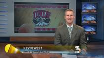 KSNV pregame coverage of UNLV men's basketball exhibition game against Dixie State on Thursday, Nov. 1, 2012.
