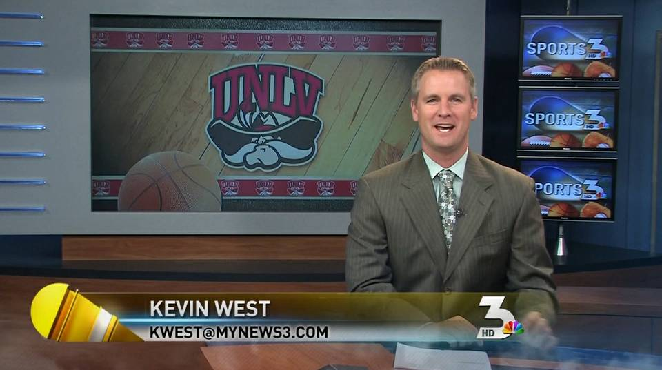 KSNV pregame coverage of UNLV vs. Dixie State