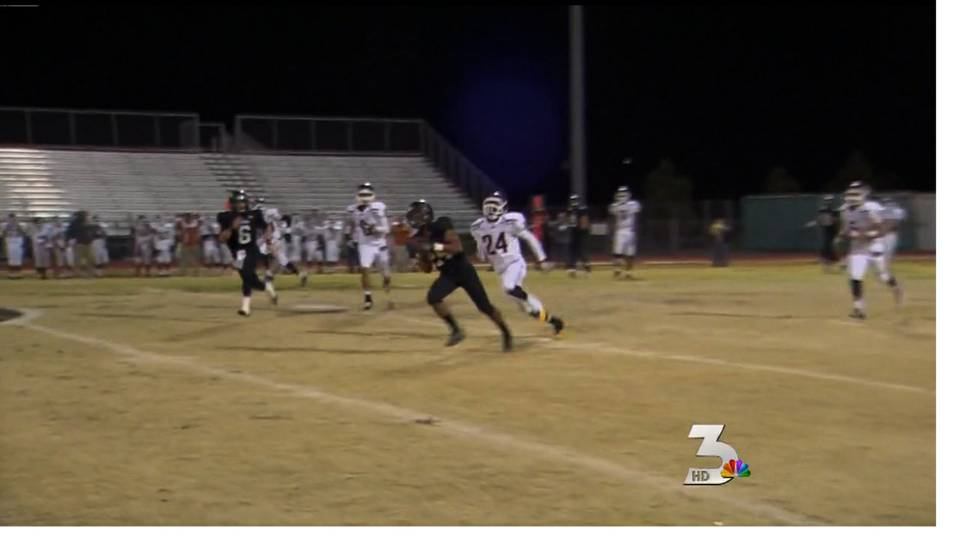 Palo Verde High beat Legacy in Sunset playoffs