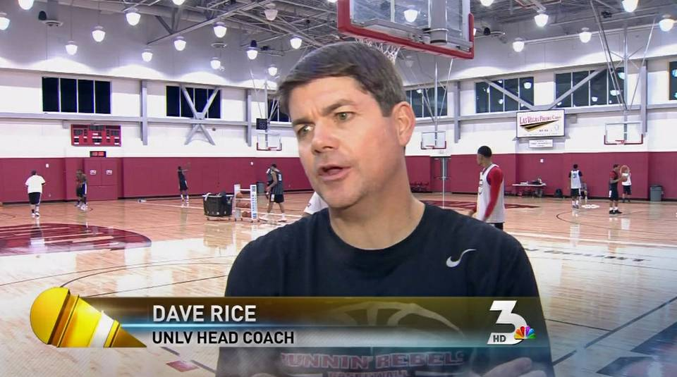 KSNV reports on UNLV basketball and football