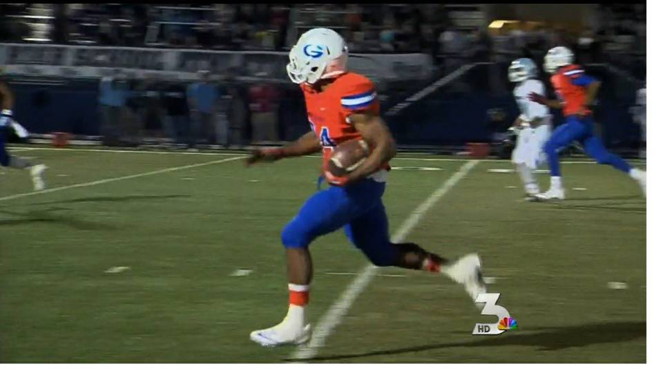 Bishop Gorman defeats Centennial 59-7