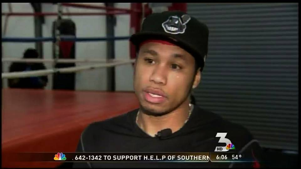 Las Vegas charity boxing gym loses state grant, fight to stay open