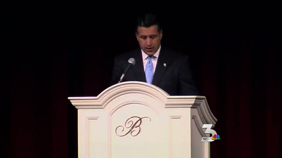 Gov. Brian Sandoval supports Medicaid expansion in Nevada