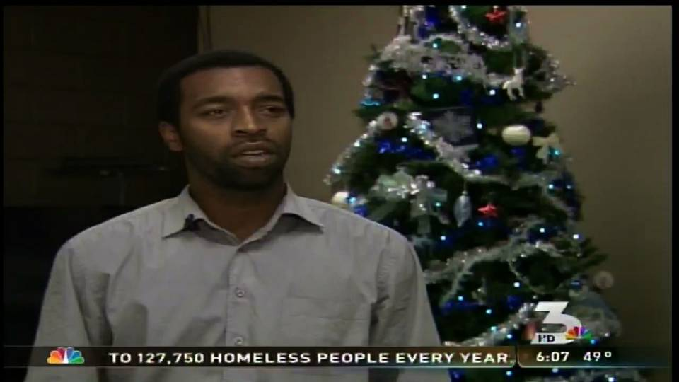 Homeless veterans need help during holiday season