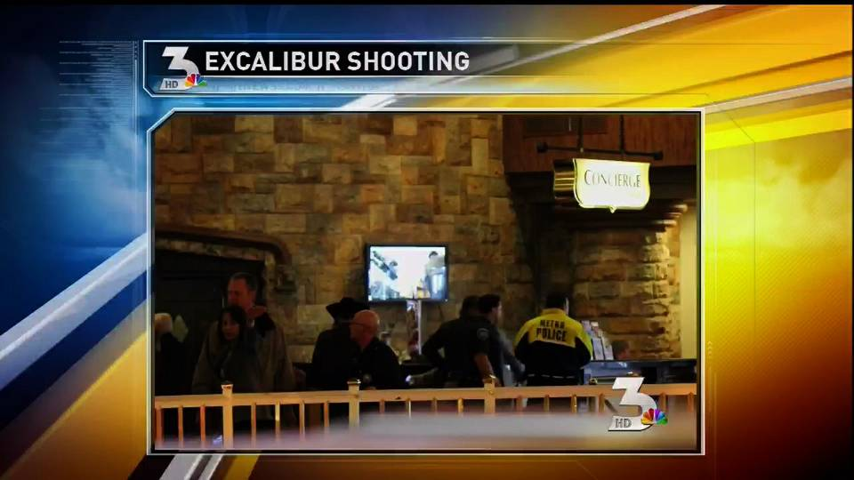 Excalibur shooting
