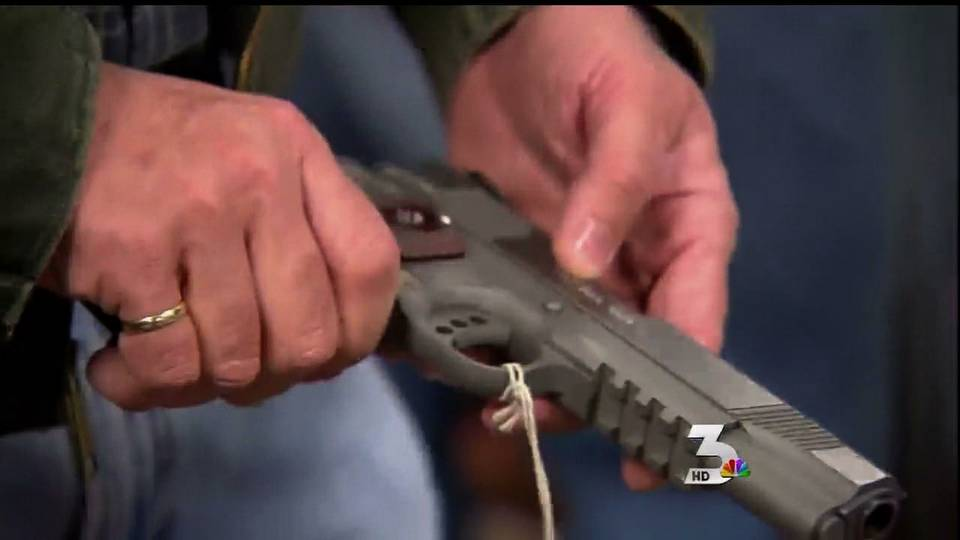 State lawmakers say gun control discussion is needed