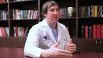 Dr. Logan Douds, an endovascular neurosurgeon, talks about Arturo's prognosis for the future.