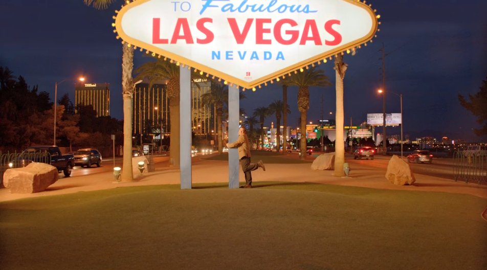 Come to Vegas LVCVA 2013 summer commercial