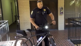 Small Bicycle Patrol