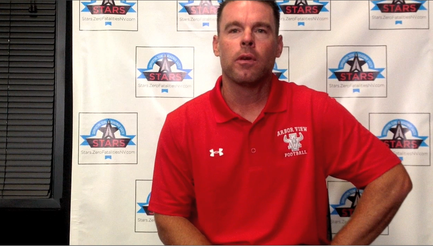 Dan Barnson, Arbor View head coach