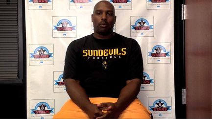 Vernon Brown, Eldorado head coach