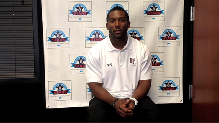 Vernon Fox, Faith Lutheran head coach