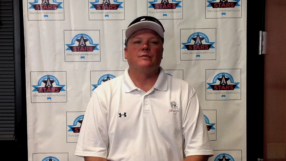 David Snyder, Legacy head coach
