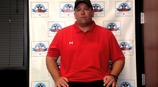 James Thurman, Las Vegas head coach