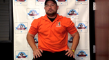 Joe Delgado, Mojave head coach
