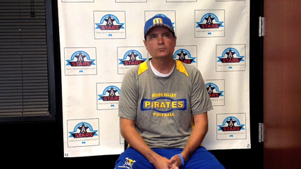 Brent Lewis, Moapa Valley head coach